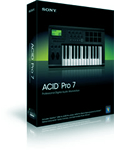 Программа создания минусов Sony Acid Pro 7