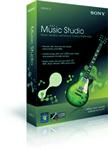 Программа профессионального сведения дорожек Sony Music Studio 8